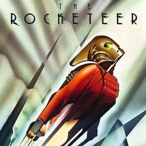 The Rocketeer is listed (or ranked) 11 on the list The Best Superhero Movies of the '90s
