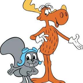 The Rocky and Bullwinkle Show is listed (or ranked) 7 on the list The Greatest TV Shows of the 1950s