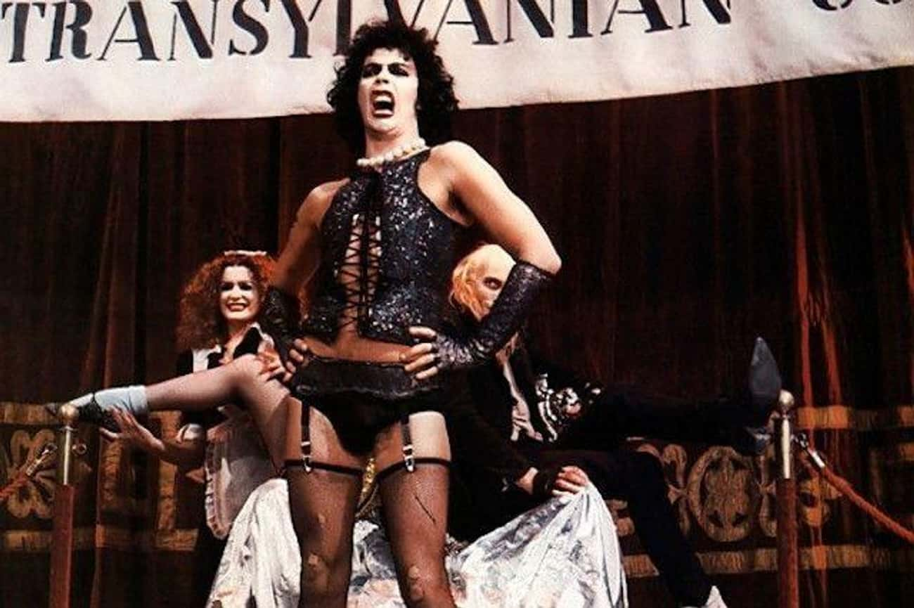 He Was Dr. Frank-N-Furter In ' is listed (or ranked) 1 on the list Tim Curry Has Had An Even More Expansive Career Than Most 'Rocky Horror' Fans Realize