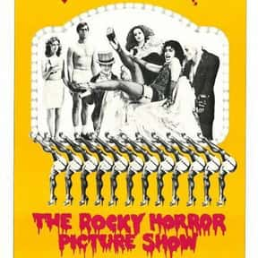 The Rocky Horror Picture Show is listed (or ranked) 21 on the list The Best R-Rated Sex Comedies