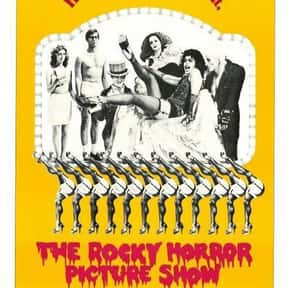 The Rocky Horror Picture Show is listed (or ranked) 1 on the list The Best Cross-Dressing Movies