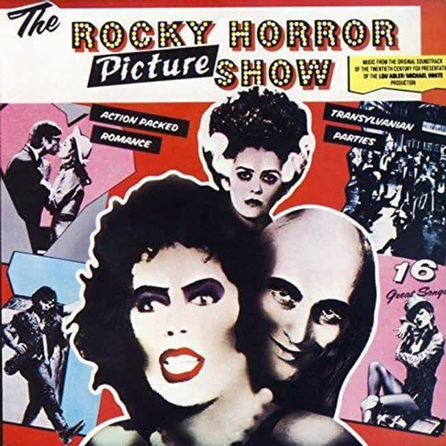 The Rocky Horror Picture Show is listed (or ranked) 18 on the list The 20 Catchiest Pop Songs, According To Science