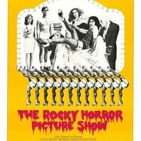 The Rocky Horror Picture Show is listed (or ranked) 8 on the list The Best B Movies of All Time