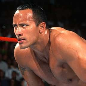 """Dwayne """"The Rock"""" Johnson is listed (or ranked) 3 on the list The Best WWE Superstars of the '90s"""