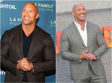 Dwayne Johnson: Clasped Hands is listed (or ranked) 1 on the list Celebrities With Signature Poses They Pull For Photographs