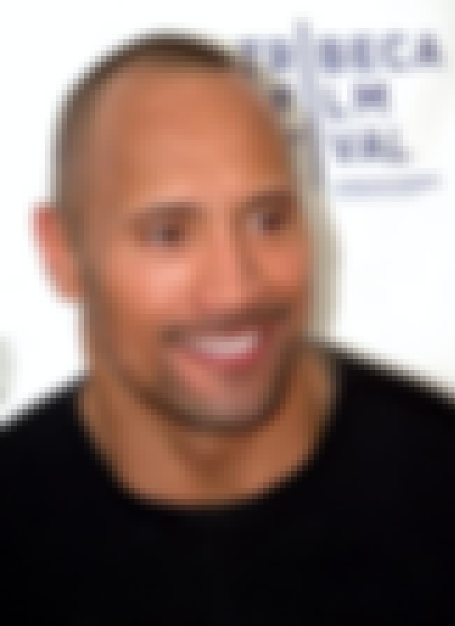 Dwayne Johnson is listed (or ranked) 4 on the list Famous Male Wrestlers