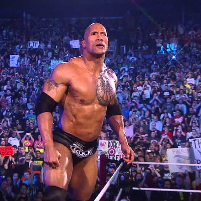 Dwayne Johnson is listed (or ranked) 4 on the list The Best WWE Royal Rumble Winners
