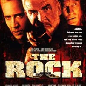 The Rock is listed (or ranked) 5 on the list The Best Movies of 1996