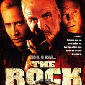 The Rock is listed (or ranked) 2 on the list The Best Nicolas Cage Movies