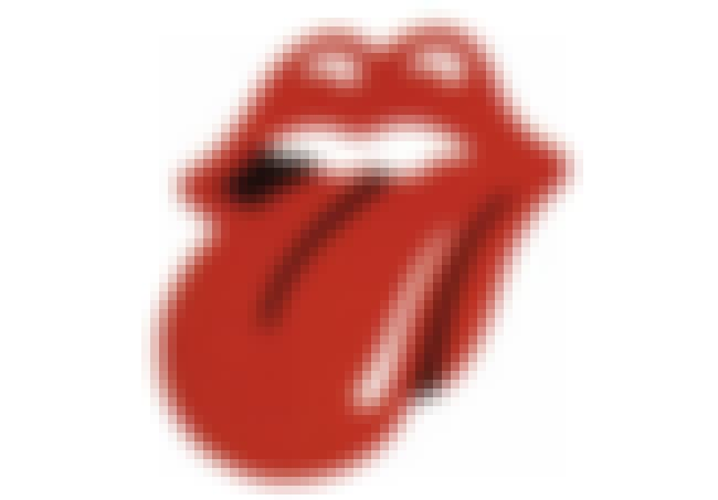The Rolling Stones is listed (or ranked) 2 on the list The Greatest Rock Band Logos of All Time