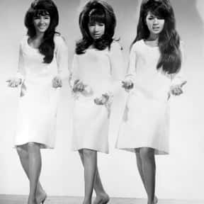 The Ronettes is listed (or ranked) 18 on the list The Best Girl Groups