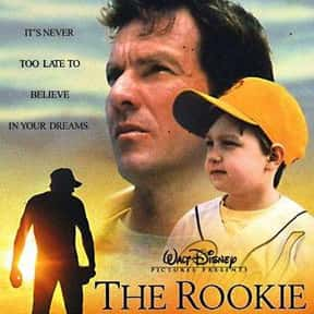 The Rookie is listed (or ranked) 4 on the list The All-Time Best Baseball Films