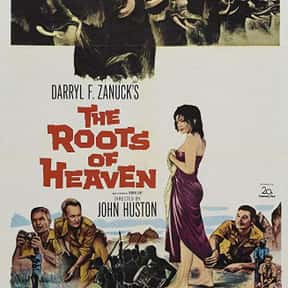 The Roots of Heaven is listed (or ranked) 23 on the list The Best Movies With Heaven in the Title