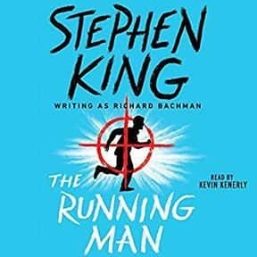 The Running Man is listed (or ranked) 25 on the list The Best Stephen King Audiobooks