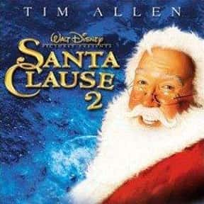 The Santa Clause 2 is listed (or ranked) 15 on the list The Best Movies With Elves