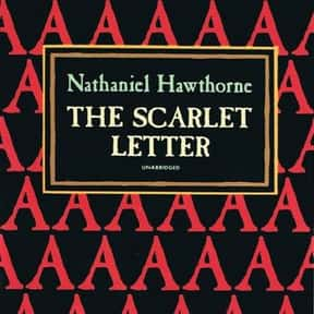 The Scarlet Letter is listed (or ranked) 23 on the list The Top Must-Read Books of All Time
