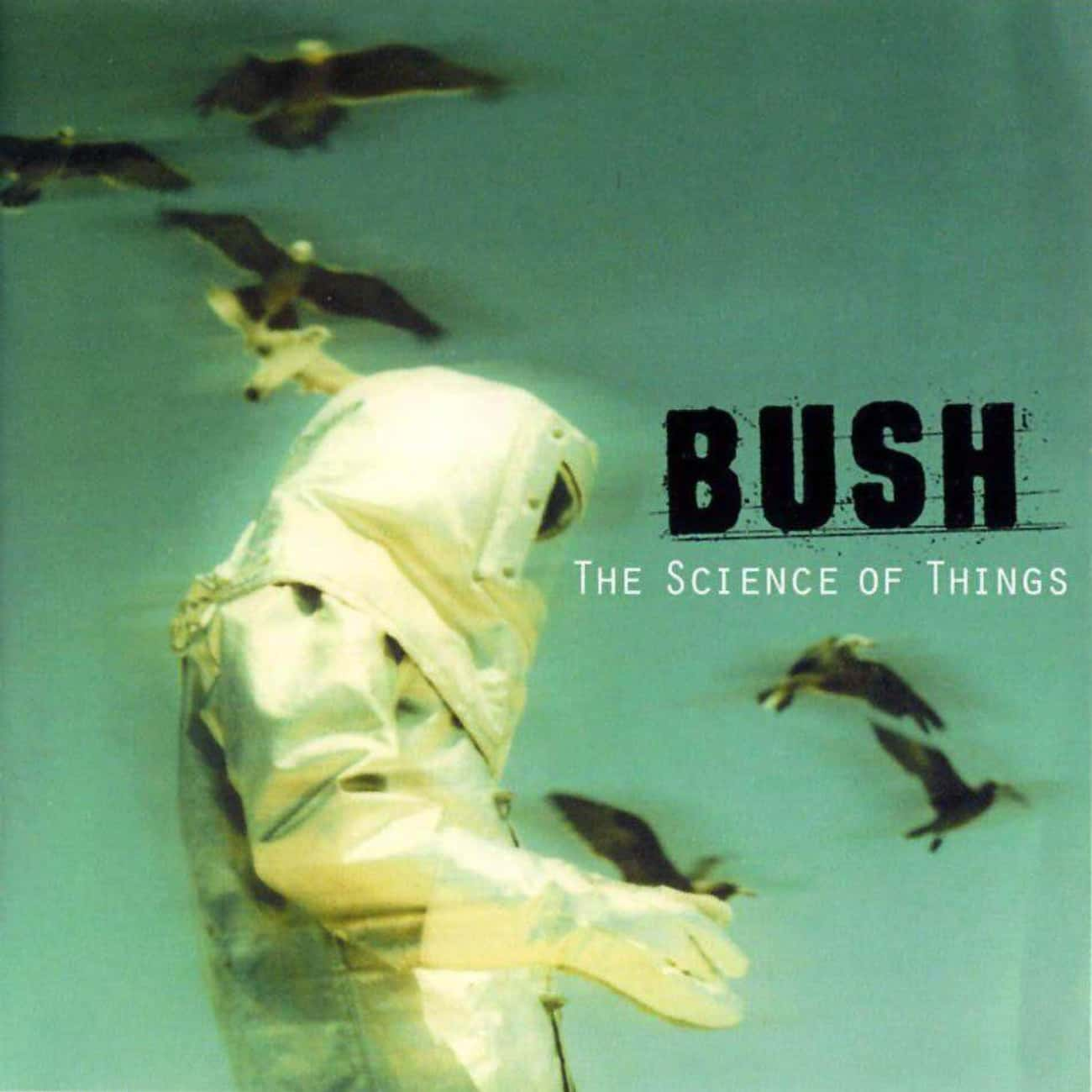 The Science of Things is listed (or ranked) 3 on the list The Best Bush Albums of All Time