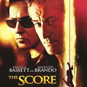 The Score is listed (or ranked) 22 on the list The Best Robert De Niro Movies