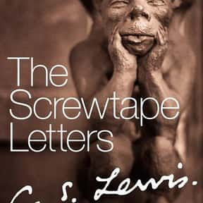 The Screwtape Letters is listed (or ranked) 21 on the list The Best Satirical Novels