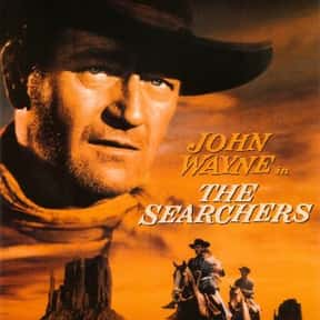 The Searchers is listed (or ranked) 1 on the list The Best Western Movies of the 1950s