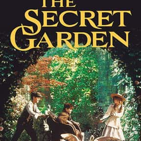 The Secret Garden is listed (or ranked) 5 on the list Great Movies About Very Smart Young Girls