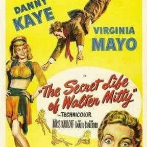 The Secret Life of Walter Mitt is listed (or ranked) 14 on the list The Best Romantic Comedies of the 1940s