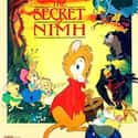 The Secret of NIMH is listed (or ranked) 35 on the list Animated Movies That Make You Cry the Most