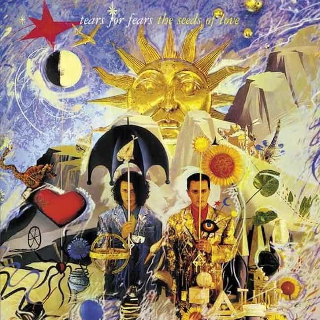 The Seeds of Love is listed (or ranked) 2 on the list 12 Woefully Underrated Albums From The '80s
