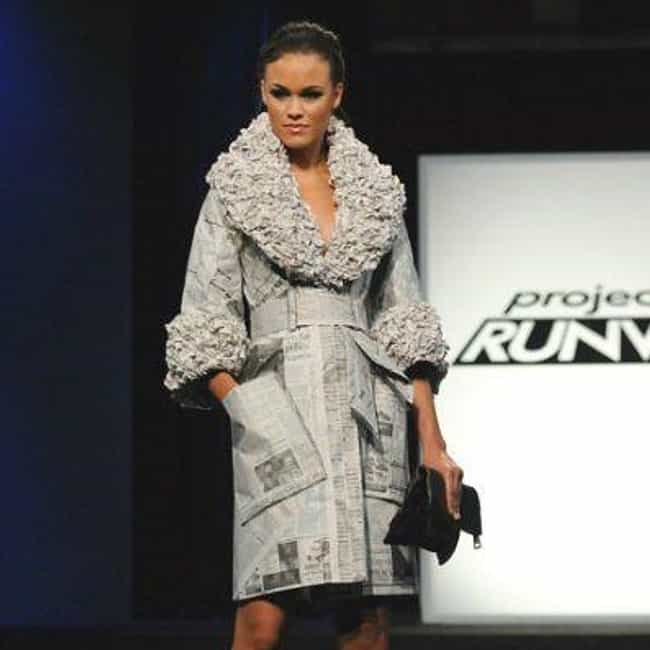 Fashion Headliners is listed (or ranked) 2 on the list The Best Project Runway Unconventional Materials Episodes