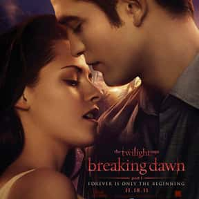 The Twilight Saga: Breaking Da is listed (or ranked) 3 on the list The Best Robert Pattinson Movies