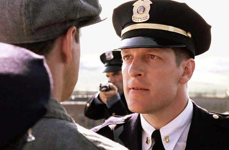 'The Shawshank Redemption' - As The Merciless Prison Guard Captain Byron Hadley