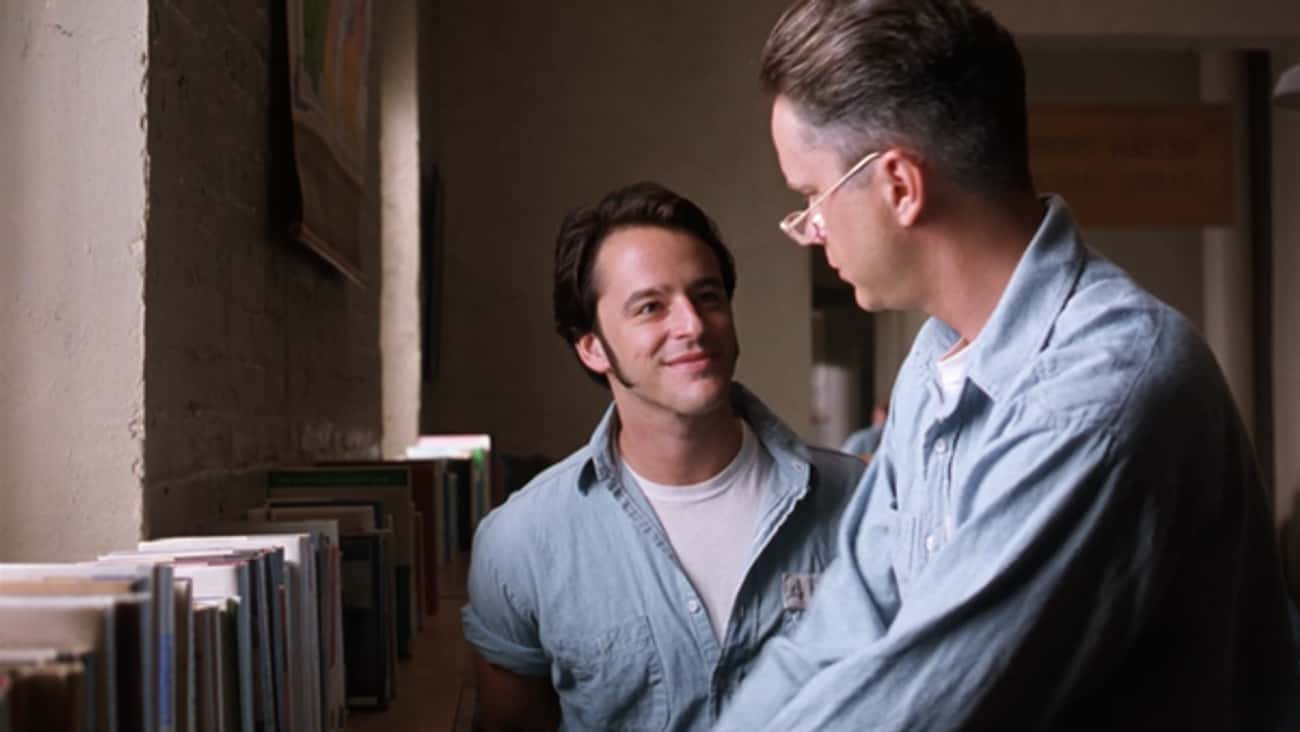 Tommy In 'The Shawshank Redemption'