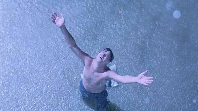 The Shawshank Redemption... is listed (or ranked) 1 on the list 28 Great Films That Didn't Win Oscars