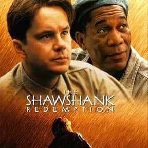 The Shawshank Redemption is listed (or ranked) 5 on the list The Most Inspirational Movies Ever