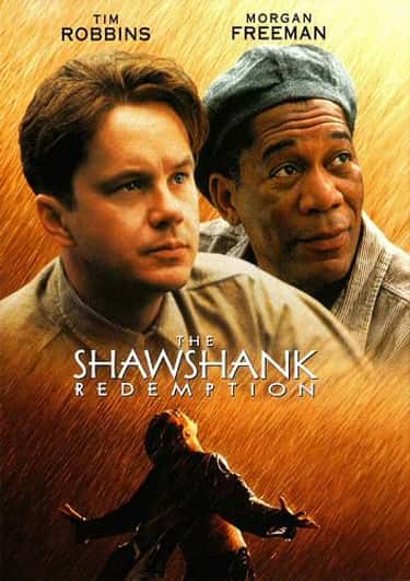 The Shawshank Redemption is listed (or ranked) 1 on the list The Best Movies Based on Stephen King Books