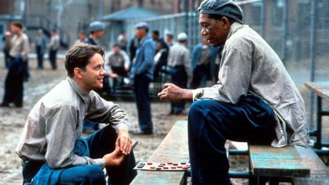 The Shawshank Redemption is listed (or ranked) 1 on the list What Stephen King Has Said About The Movie Adaptations Of His Work