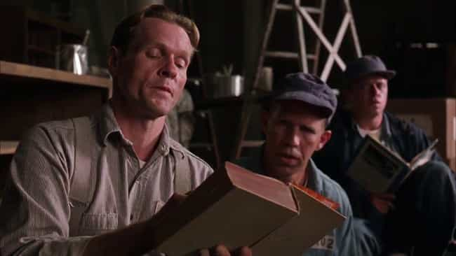 The Shawshank Redemption is listed (or ranked) 3 on the list Unexpectedly Funny Moments In Otherwise Super-Dark Movies
