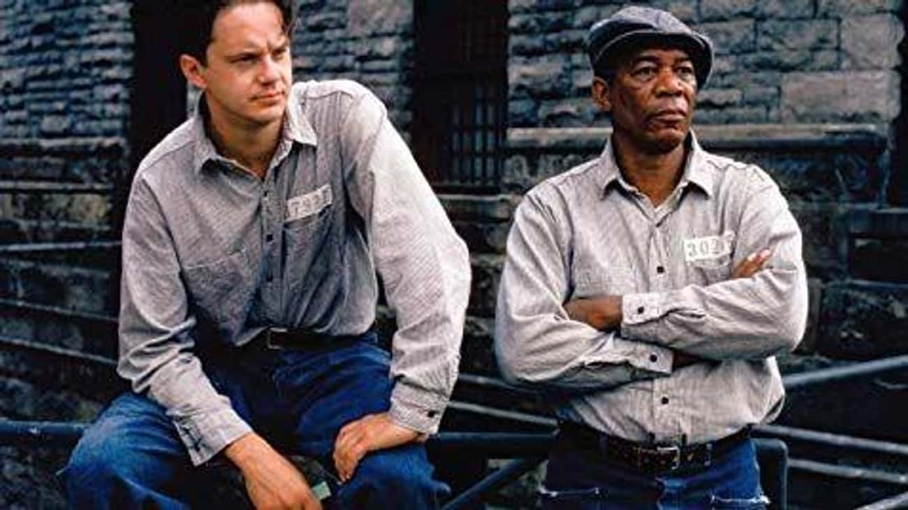 The Shawshank Redemption is listed (or ranked) 2 on the list 28 Movies That Actually Taught Us Something