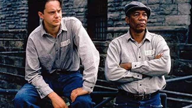 The Shawshank Redemption is listed (or ranked) 3 on the list 27 Movies That Actually Taught Us Something