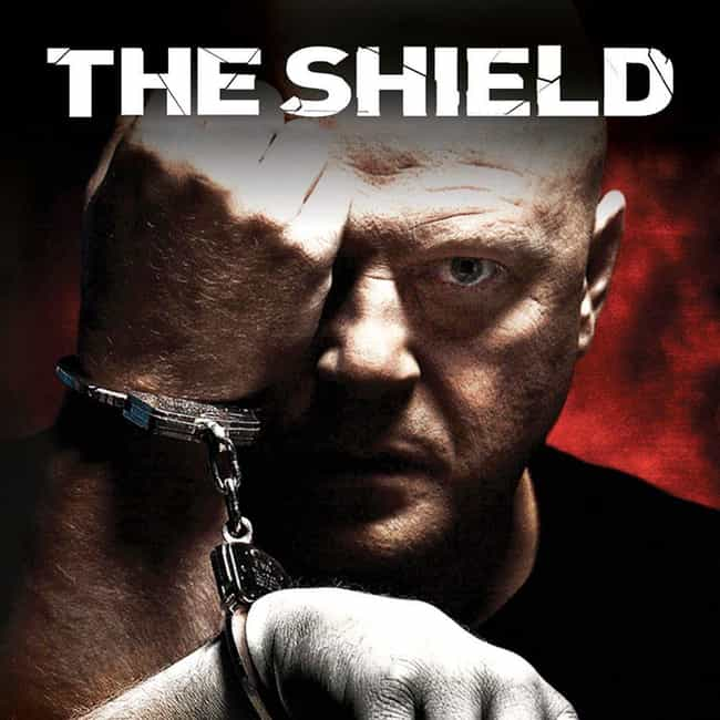 The Shield is listed (or ranked) 2 on the list What to Watch if You Love Breaking Bad
