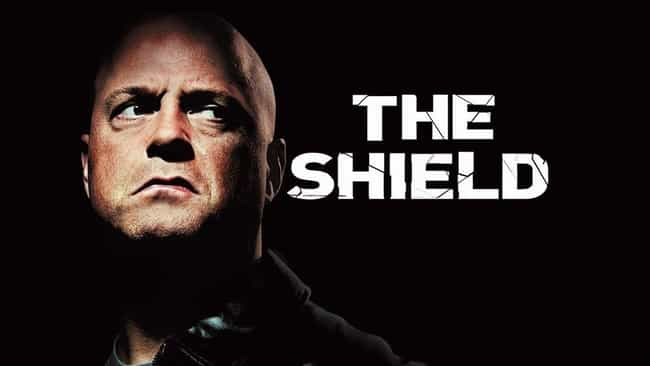 The Shield is listed (or ranked) 4 on the list What to Watch If You Love 'The Wire'