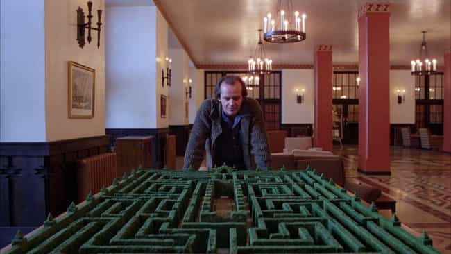 The Shining is listed (or ranked) 1 on the list The Best (Or Worst!) Movies To Watch While You're Going Stir-Crazy