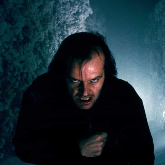 The Shining is listed (or ranked) 4 on the list The Best Movies That Sort of Leave You Hanging