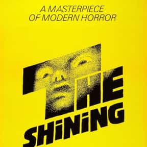The Shining is listed (or ranked) 2 on the list The Best Horror Movies Of All Time