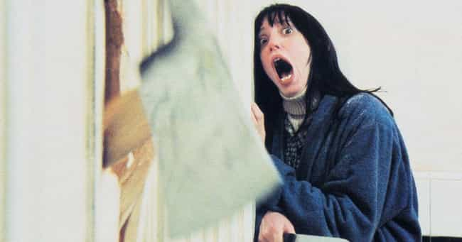 The Shining is listed (or ranked) 4 on the list Horror Movies That Should Have Won The Oscar For Best Picture