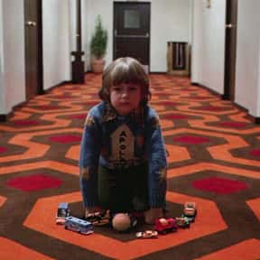 The Shining is listed (or ranked) 3 on the list Horror Movies That Don't Look Like Horror Movies