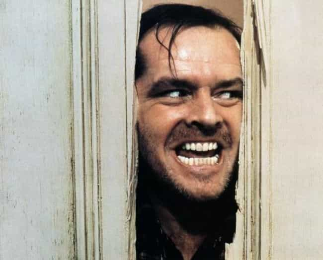 The Shining is listed (or ranked) 3 on the list 10 Hidden Messages In Well-Known Films You Probably Missed