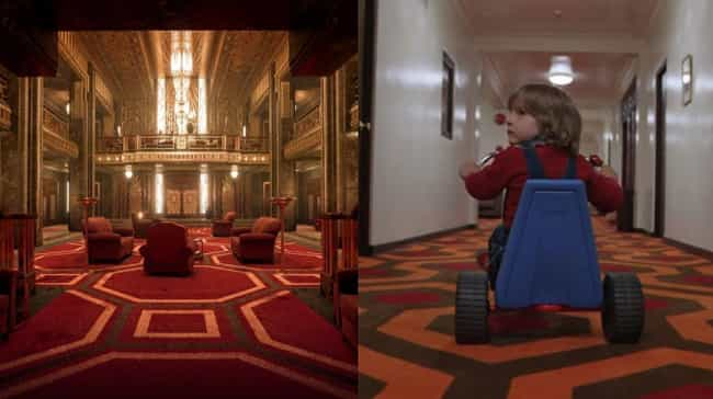 The Shining is listed (or ranked) 4 on the list All The Brilliant Horror And Suspense Movie Homages In 'American Horror Story'