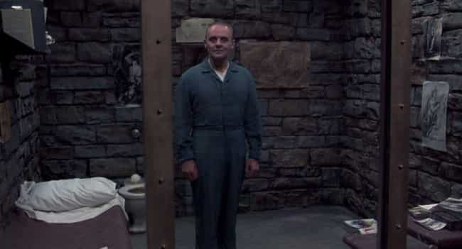 The Silence of the Lambs... is listed (or ranked) 3 on the list Movie Characters Demonstrate Proper Social Distancing Techniques