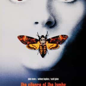 The Silence of the Lambs is listed (or ranked) 1 on the list The Best Movies with a Psychotic Main Character